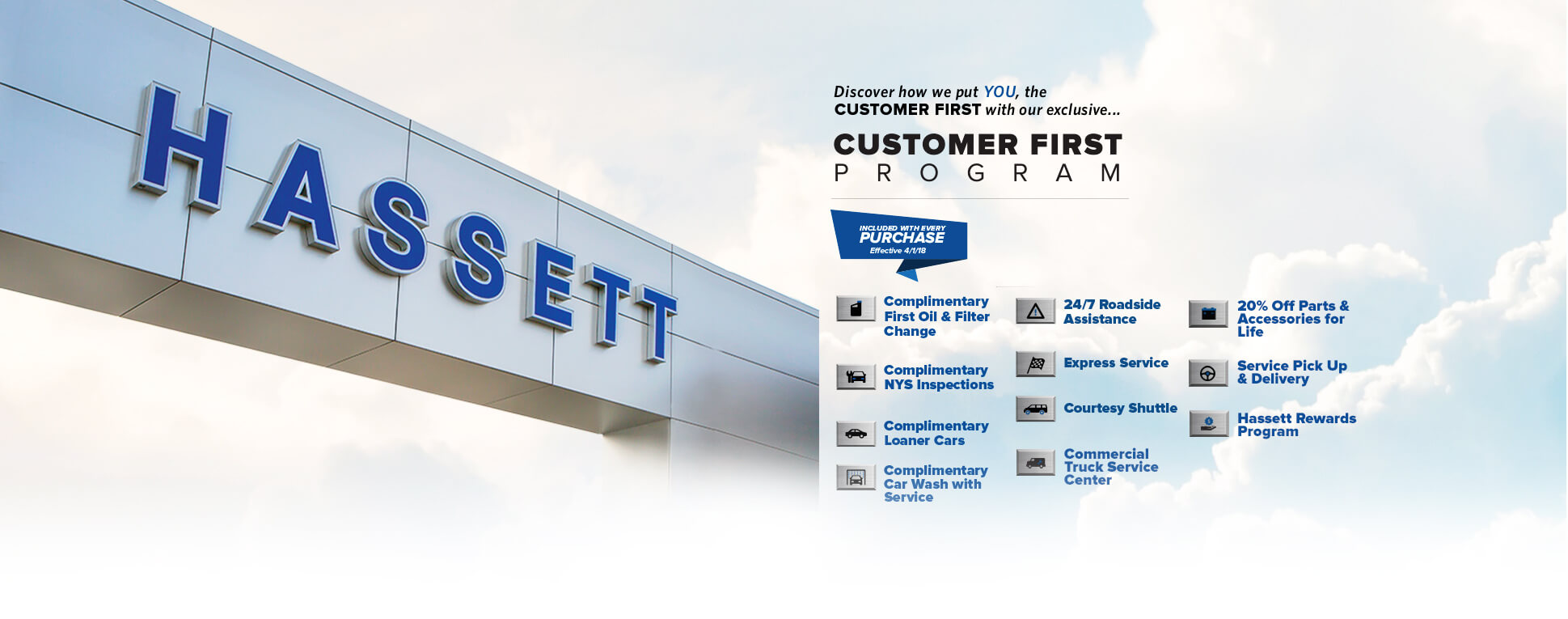 Hassett Automotive - Hassett Highlights