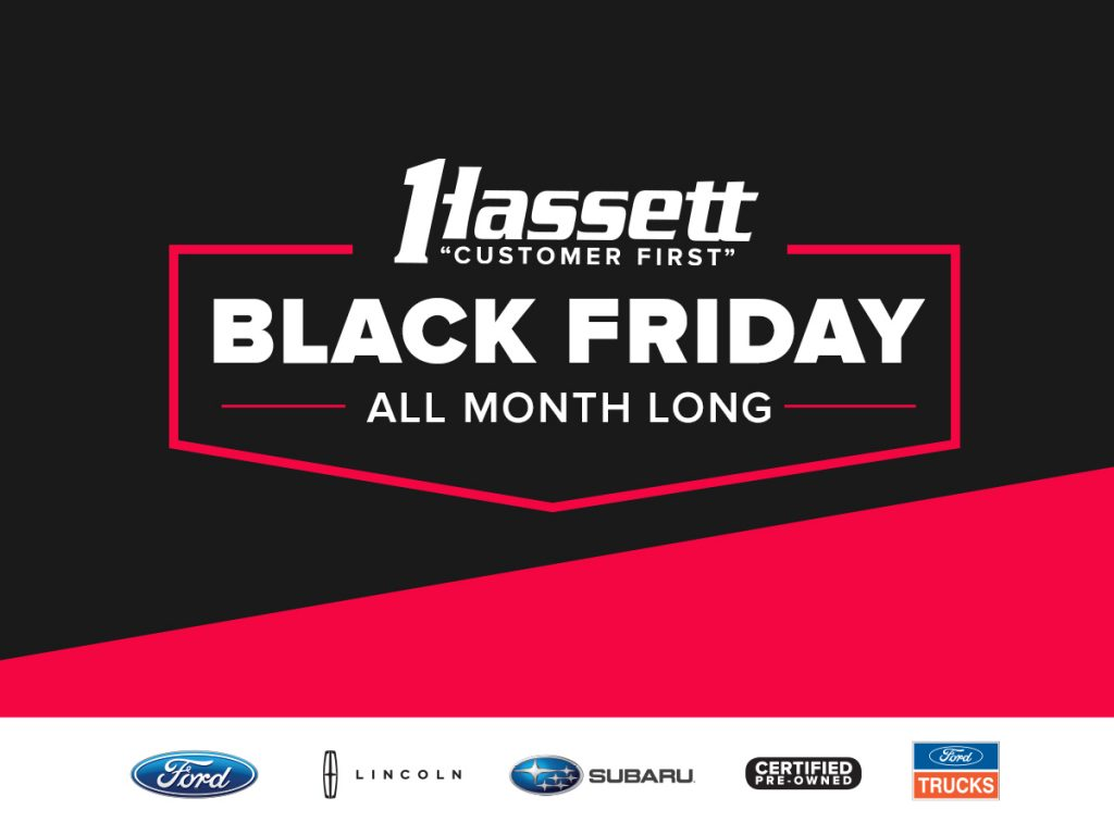 Hassett Ford Lincoln Black Friday